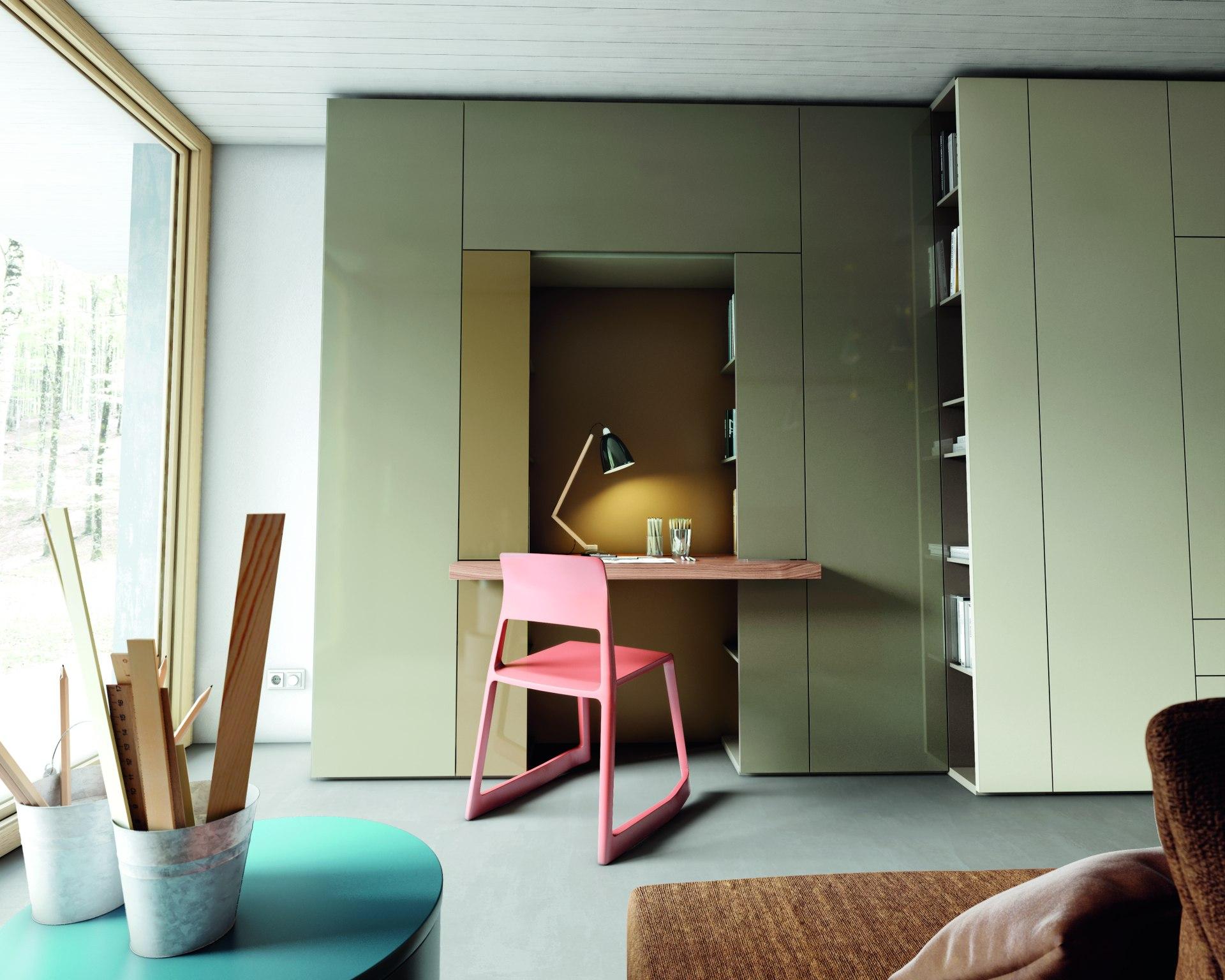 Caccaro roomy studio