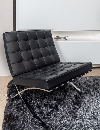 Originele Barcelona chair - Alivar