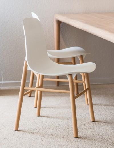 Design stoel Kristalia Sharky